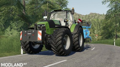 Deutz Series 7 TTV v 1.0 - Direct Download image